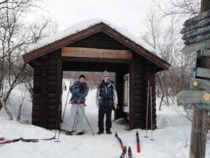 Abisko: La porte d'entrée de la Kungsleden